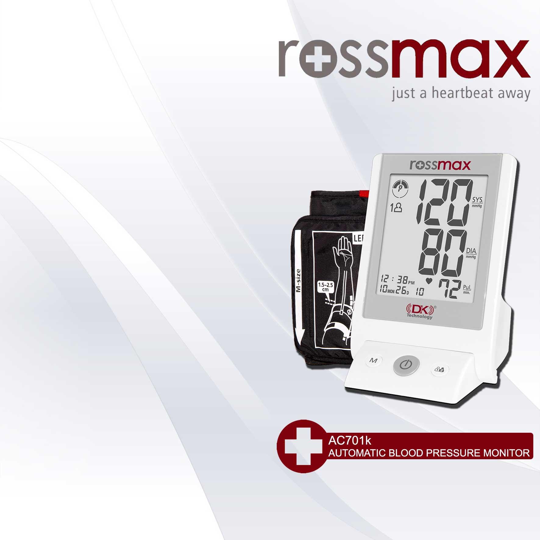 Rossmax Bloeddrukmeters